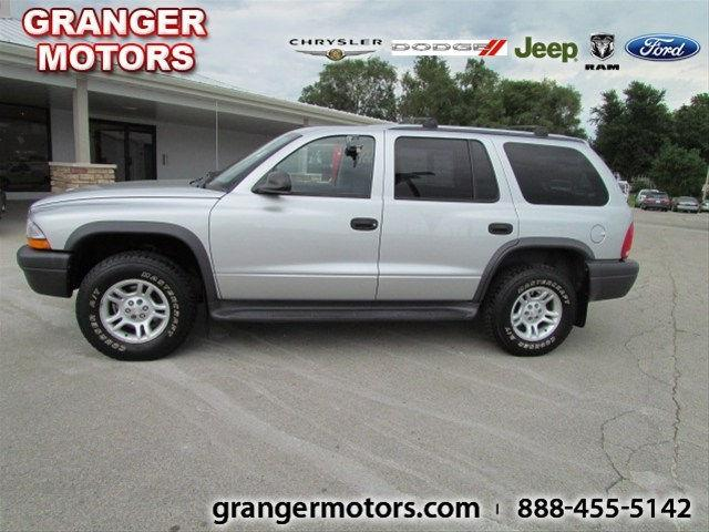 2003 Dodge Durango SXT for sale in Granger, Iowa