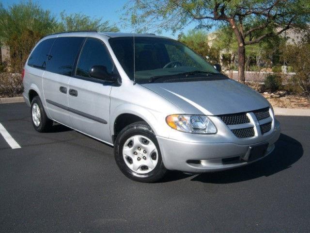 Dodge Grand Caravan Mpg >> 2003 Dodge Grand Caravan SE for Sale in Fountain Hills ...