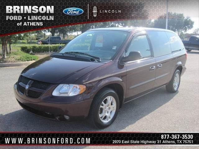2003 dodge grand caravan sport for sale in athens texas classified americanlisted com