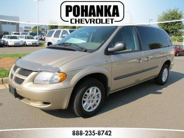 2003 dodge grand caravan sport for sale in chantilly virginia classified. Black Bedroom Furniture Sets. Home Design Ideas