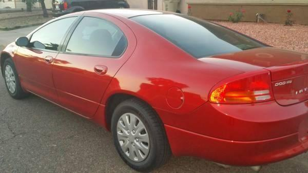 2003 dodge intrepid 70k miles for sale in sun city arizona classified. Black Bedroom Furniture Sets. Home Design Ideas