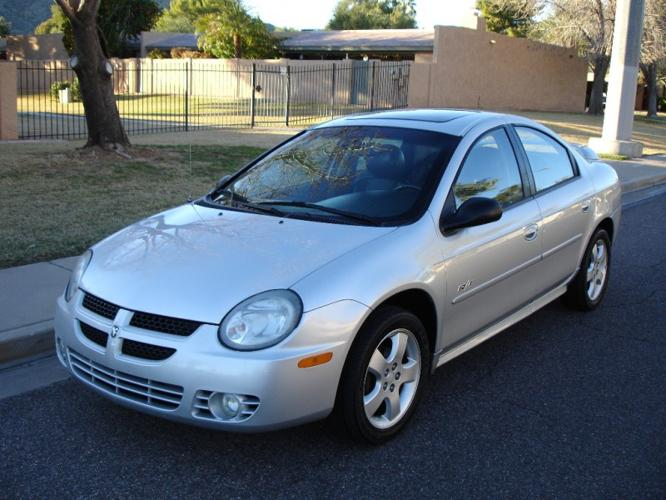 2003 dodge neon r t 5spd leather sunroof clean. Black Bedroom Furniture Sets. Home Design Ideas