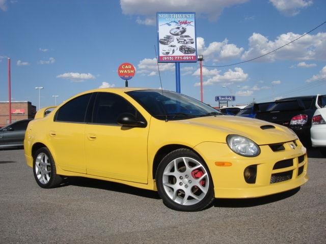 2003 dodge neon srt 4 for sale in el paso texas. Black Bedroom Furniture Sets. Home Design Ideas