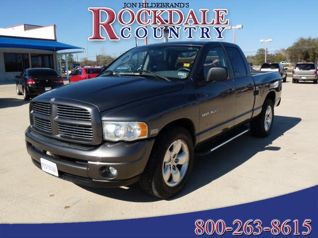 2003 dodge ram 1500 laramie for sale in rockdale texas classified. Black Bedroom Furniture Sets. Home Design Ideas