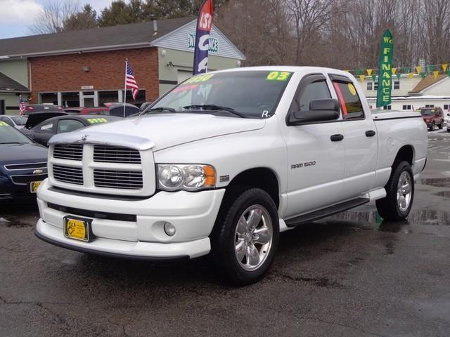 2003 dodge ram 1500 laramie quad cab for sale in rochester new hampshire classified. Black Bedroom Furniture Sets. Home Design Ideas