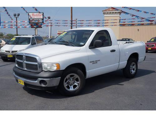 2003 dodge ram 1500 pickup truck for sale in cottonwood shores texas classified. Black Bedroom Furniture Sets. Home Design Ideas