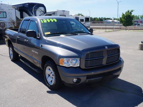 2003 dodge ram 1500 quad cab pickup truck slt for sale in wichita kansas classified. Black Bedroom Furniture Sets. Home Design Ideas