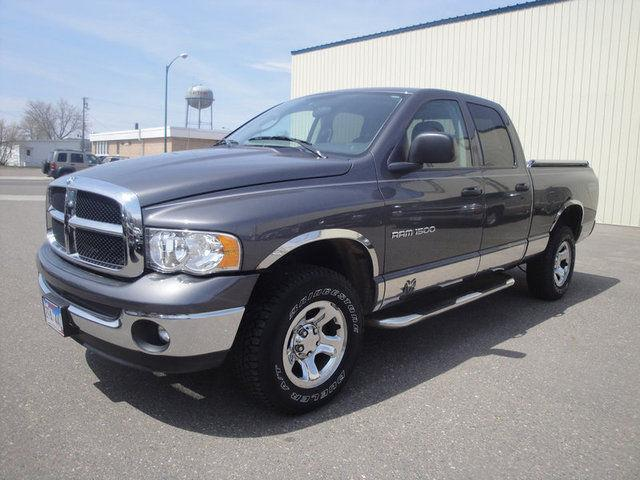 2003 dodge ram 1500 slt for sale in aitkin minnesota classified. Black Bedroom Furniture Sets. Home Design Ideas