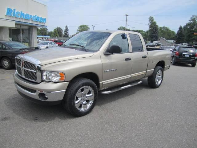 2003 dodge ram 1500 slt for sale in standish michigan classified. Black Bedroom Furniture Sets. Home Design Ideas