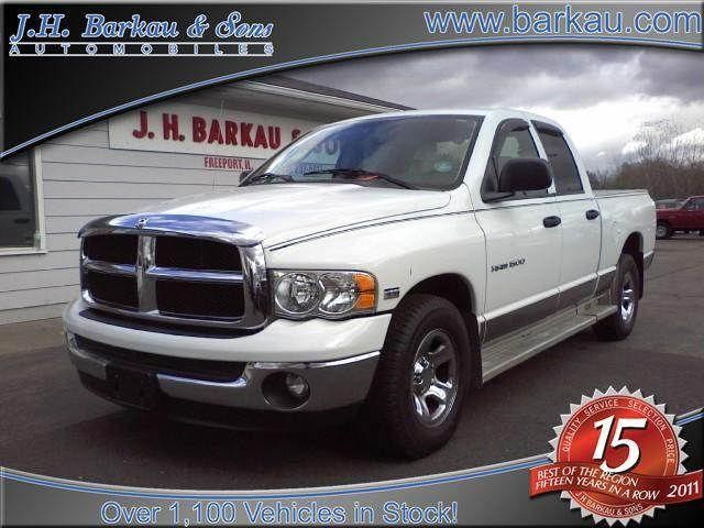 2003 dodge ram 1500 slt for sale in cedarville illinois classified. Black Bedroom Furniture Sets. Home Design Ideas
