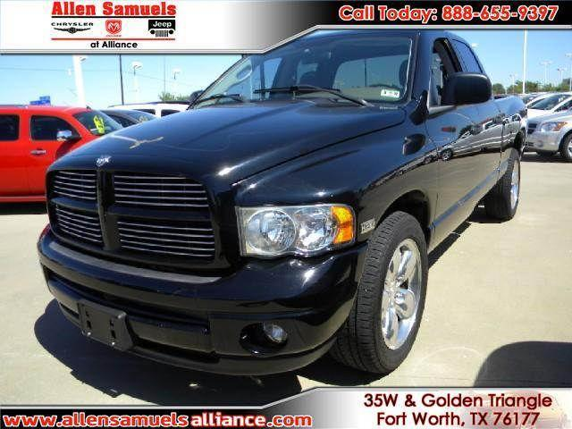 2003 Dodge Ram 1500 SLT for Sale in Fort Worth, Texas Classified ...