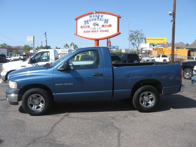 2003 dodge ram 1500 st for sale in phoenix arizona classified. Black Bedroom Furniture Sets. Home Design Ideas
