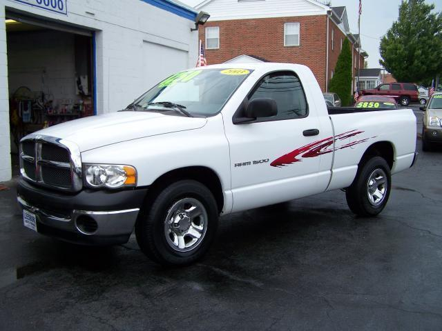 2003 dodge ram 1500 st for sale in leesburg virginia classified. Black Bedroom Furniture Sets. Home Design Ideas