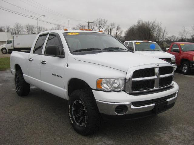 2003 dodge ram 1500 st for sale in mount carmel illinois classified. Black Bedroom Furniture Sets. Home Design Ideas