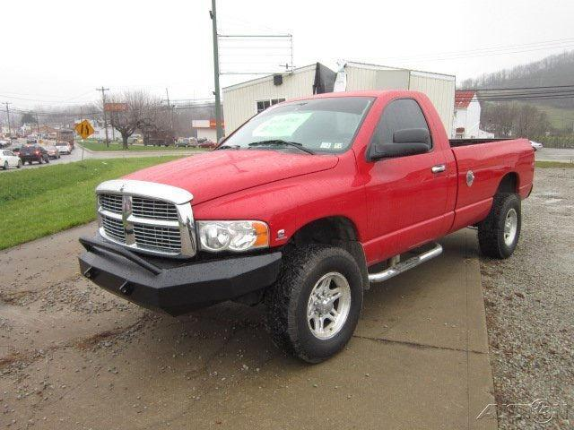 2003 dodge ram 2500 for sale in waynesburg pennsylvania classified. Black Bedroom Furniture Sets. Home Design Ideas