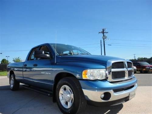 2003 Dodge Ram 2500 Truck SLT Truck for Sale in Guthrie, North Carolina Classified ...