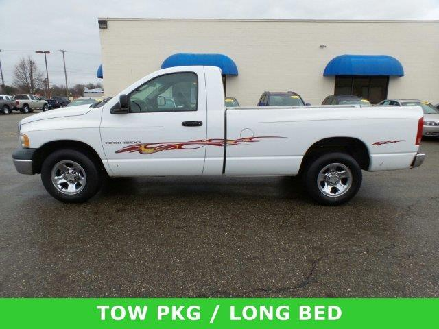 2003 Dodge Ram Pickup 1500 ST 2dr Regular Cab ST RWD SB