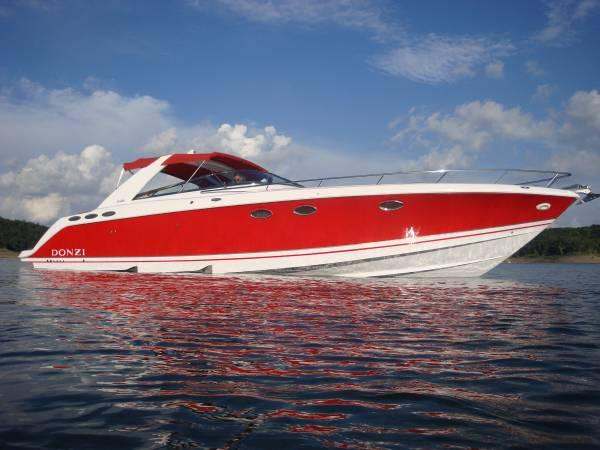 2003 Donzi 39 Zsc For Sale In Bryan Kentucky Classified