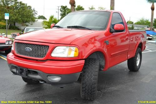 2003 f150 xlt triton v8 manual 4x4 4 6l maxxis mudder tires clean for sale in stuart florida. Black Bedroom Furniture Sets. Home Design Ideas