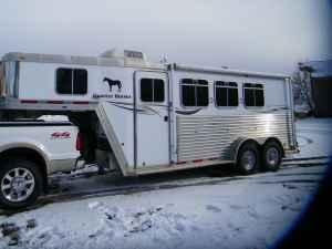 2003 FEATHERLITE 3 HORSE - $17000 (PLAINVIEW,NE)