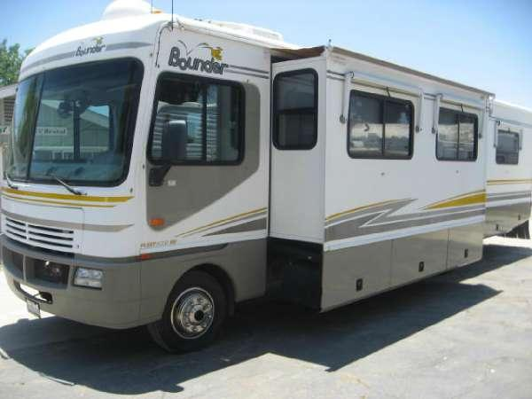 2003 Fleetwood Bounder 36s For Sale In Ramona California