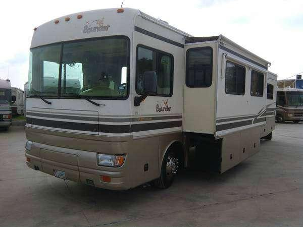 2003 Fleetwood Bounder 39ft Diesel Pusher For Sale In