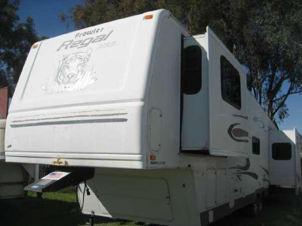 2003 Fleetwood Regal Prowler AX6 365FLTS for Sale in