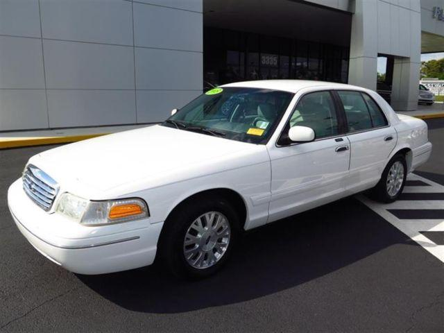 2003 ford crown victoria 4dr sdn lx for sale in brooksville florida classified. Black Bedroom Furniture Sets. Home Design Ideas