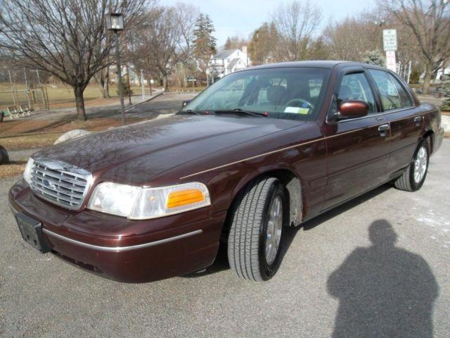 2003 ford crown victoria lx sedan 4 door 4 6l low price and clean for sale in harrison new. Black Bedroom Furniture Sets. Home Design Ideas