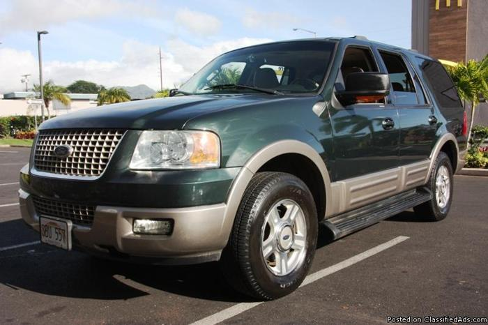 2003 Ford Expedition Eddie Bauer 5 4l 2wd No Amp Bad Credit