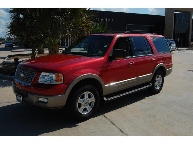 2003 Ford Expedition Eddie Bauer For Sale In Spring Texas