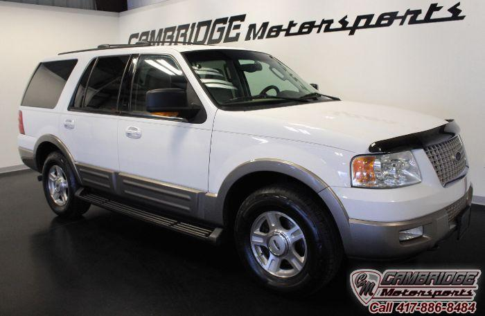 2003 ford expedition eddie bauer springfield mo for sale in springfield missouri classified. Black Bedroom Furniture Sets. Home Design Ideas
