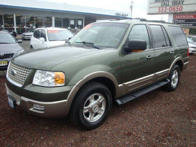 2003 ford expedition eddie bauer for sale in aberdeen. Black Bedroom Furniture Sets. Home Design Ideas