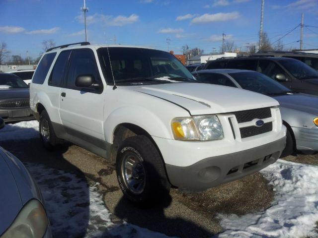 2003 ford explorer 2 door white manual transmission for sale in rh cityviewheights americanlisted com Ford 5 Speed Manual Transmission Ford Escape Manual Transmission