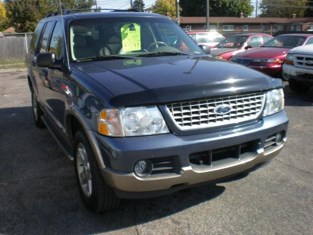 2003 ford explorer eddie bauer for sale in lincoln park michigan classified. Black Bedroom Furniture Sets. Home Design Ideas