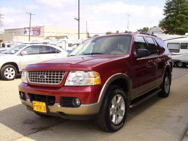 2003 ford explorer eddie bauer for sale in zanesville ohio classified. Black Bedroom Furniture Sets. Home Design Ideas