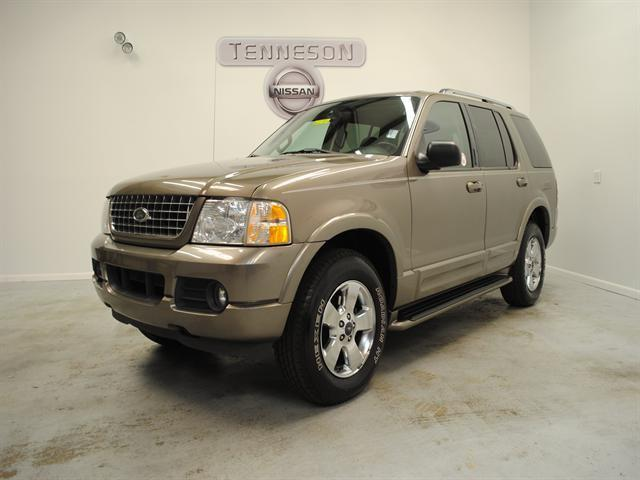 2003 ford explorer limited for sale in tifton georgia classified. Black Bedroom Furniture Sets. Home Design Ideas