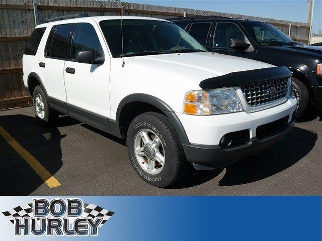 2003 Ford Explorer Nbx Nbx 4dr Suv For Sale In Tulsa