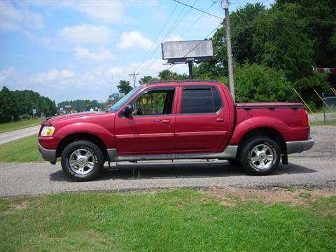 2003 ford explorer sport trac pickup xls sport utility pickup 4d for sale in longs south. Black Bedroom Furniture Sets. Home Design Ideas