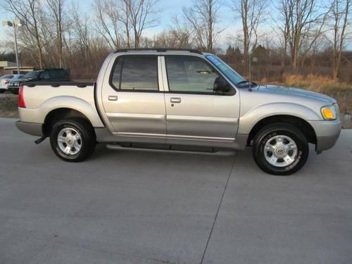 2003 ford explorer sport trac sport utility 4dr 126 wb 4wd xlt for sale in barrington illinois. Black Bedroom Furniture Sets. Home Design Ideas