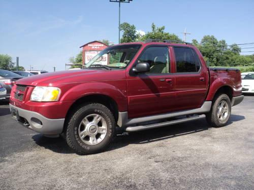 2003 ford explorer sport trac sport utility xls for sale. Black Bedroom Furniture Sets. Home Design Ideas