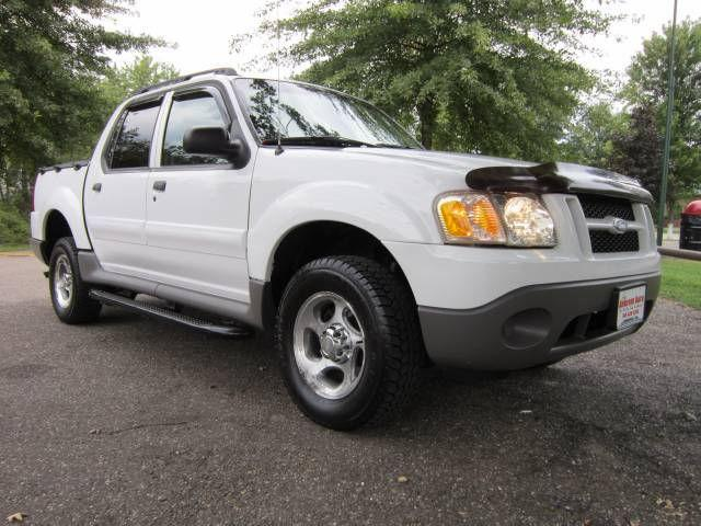 2003 ford explorer sport trac xls for sale in byesville. Black Bedroom Furniture Sets. Home Design Ideas