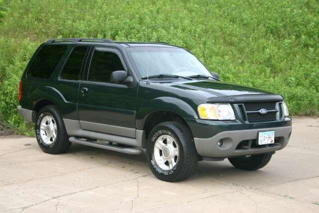 2003 ford explorer sport xls for sale in winona minnesota classified. Black Bedroom Furniture Sets. Home Design Ideas