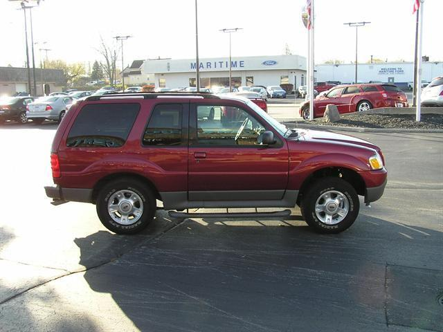 2003 ford explorer sport xlt for sale in manitowoc wisconsin classified am. Cars Review. Best American Auto & Cars Review