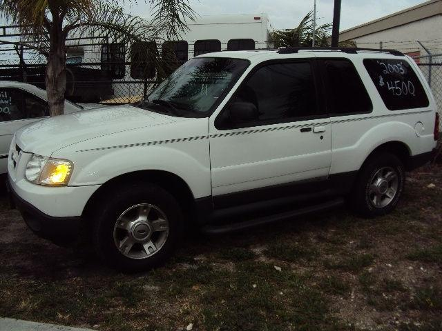 2003 ford explorer sport xlt for sale in pompano beach florida classified. Cars Review. Best American Auto & Cars Review