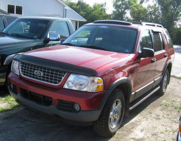 2003 ford explorer xlt for sale in new bethlehem pennsylvania classified a. Cars Review. Best American Auto & Cars Review