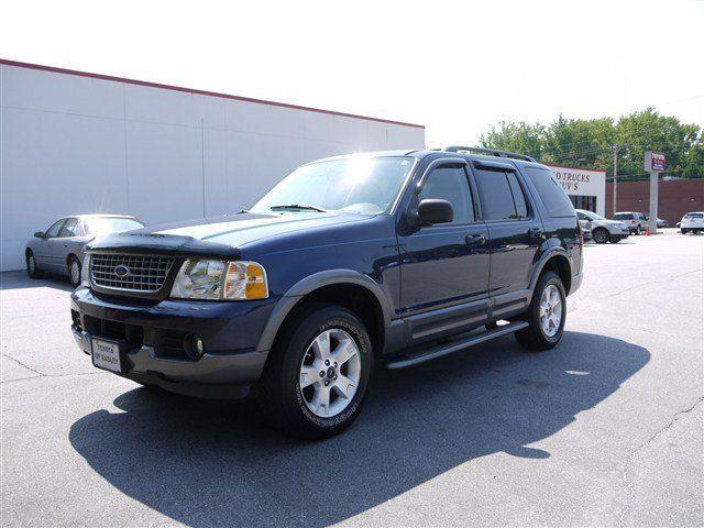 2003 ford explorer xlt for sale in easley south carolina. Cars Review. Best American Auto & Cars Review