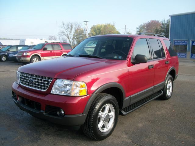 2003 ford explorer xlt for sale in east palestine ohio. Cars Review. Best American Auto & Cars Review