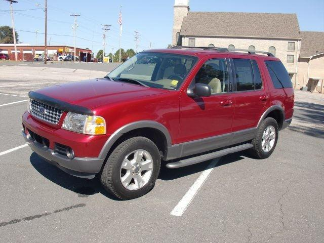 2003 ford explorer xlt for sale in fort mill south. Cars Review. Best American Auto & Cars Review