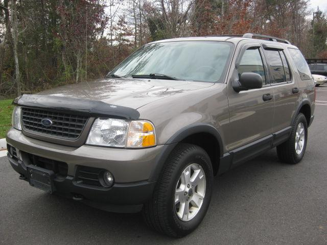 2003 ford explorer xlt for sale in chantilly virginia. Cars Review. Best American Auto & Cars Review